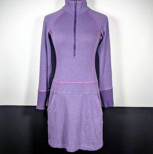 Columbia•3/4 Zip•Sportswear•Long Sleeve Dress